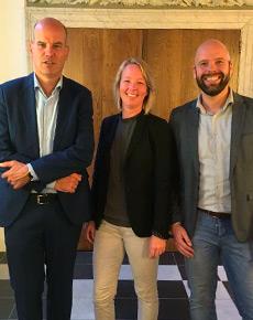 Joost Groenestein, Harvey van der Meer, Eline Kooijman